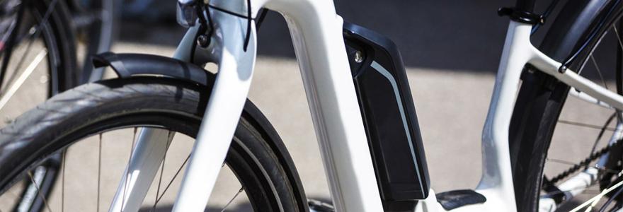 batterie de son vélo